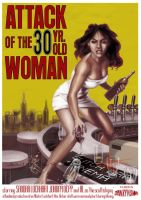 Attack of the 30-Yr-Old Woman by Caveatscoti