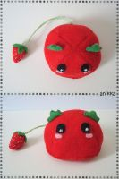 Dimo Strawberry by anikkavlc