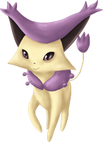 Delcatty by Cinnamon-Quails