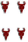 Shaded Irken Symbols Png by ladyevel