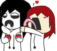 Licked like a baws. xD by xxEyeless