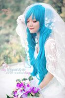 Cosplay August Bride by peNadexuong