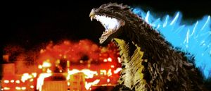 The_world_ends,Godzilla_begins. by Mirroraptor