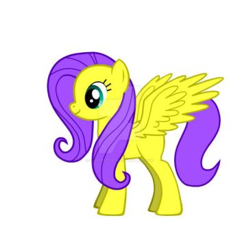 second oc 2d version by Flutter-The-64