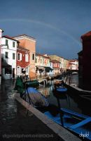 Burano, Italy by DavidGold