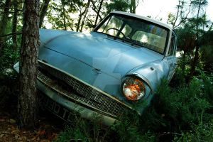 Ford Tough by HHNDoll