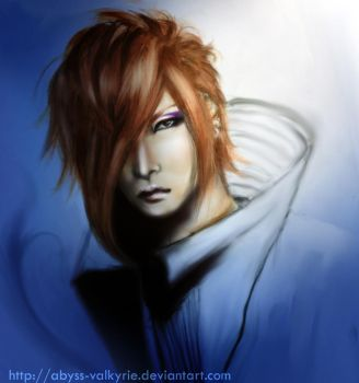 Uruha- The Gazette by Abyss-Valkyrie