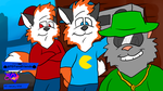 TDTandFriends - Keepin' it Treal by JWthaMajestic