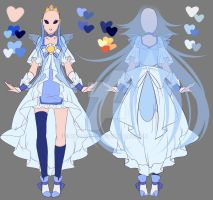 Cure Beauty - Grown-up Design by rika-dono