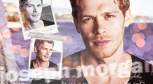Joseph Morgan by MissKPierce