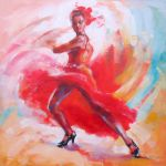 FLAMENCO 8 by renatadomagalska