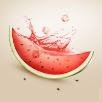 Watermelon by pepey