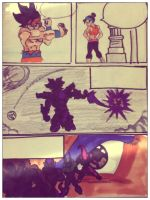 DBZ Comic Strip (should I do more of these?) by varuik