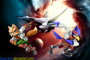 Super Smash Bros 4 Star Fox Wallpaper by Lucas-Zero