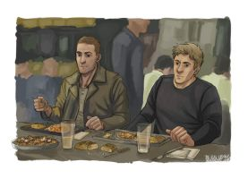 PR - Lunch Time by the-evil-legacy