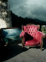 The chair by Flore-stock