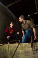 The Last Of Us cosplay - old factory by James--C