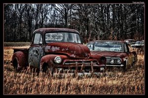 Tired and Rusty by boron