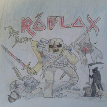 Roblox: The Bloxer REMASTERD by SoupCan2099