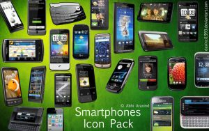 Smartphones Icon Pack by davinci1993