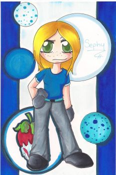 Done for me: Stephy Chibi by Solomen