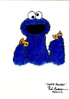 Cookie Monster by RachelLou96