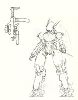 Mech Suit by Shady-Rogue