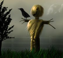 scarecrow by 8025glome