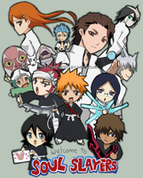 SOUL SLAYERS ID by Soul-Slayers