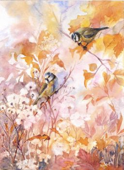 Mes anges d'automne by Papercolour