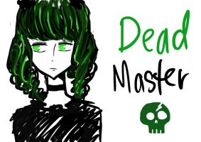 Dead Master #2 by Monkesara