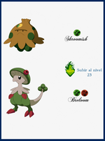 131 Shroomish Evoluciones by Maxconnery