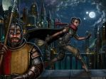The Practical Thief by SirTiefling