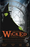 Wicked- A New Musical by MouseBrat