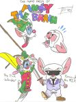 Pinky and the Brain number 3 by thegame2158