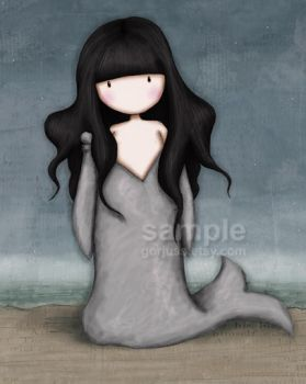 The Selkie by gorjuss