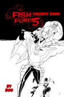 Fish Force Five Sourcebook by TheBoo