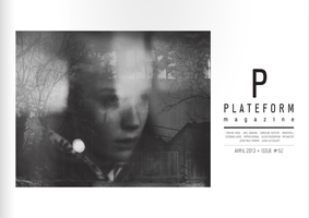 PLATEFORM ISSUE 52 by PLATEFORM