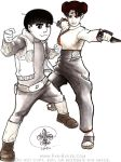 commission - Rock Lee and 1010 by far-eviler