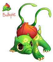 Pokemon Fusion: Bulbpie