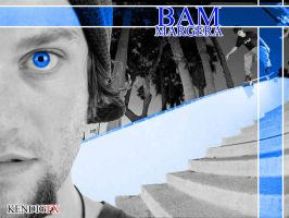 Bam Margera Wallpaper by KendigFX