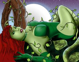 Poison Ivy by SeanyP40