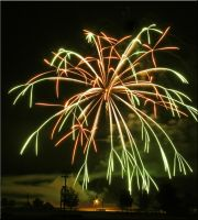 Canfield Fireworks 2009 15 by WDWParksGal-Stock