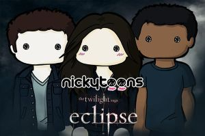 the Twilight Saga: Eclipse by NickyToons