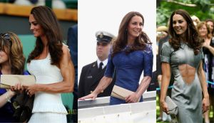 Kate Middleton Muscle Growth by WIZZLE11