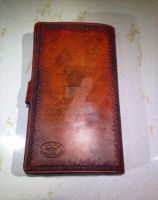 Leather Journal - Tree of Life (reverse) by Airth007