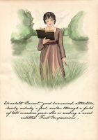 Lizzie - Pride and Prejudice by mail4mac
