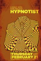 poster for Hypnotist by kenji2030