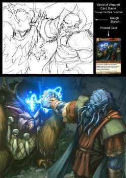 WoW TCG - Inoculation by UdonCrew