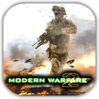 Modern Warfare 2 Game Icon by Wolfangraul